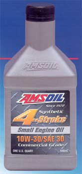 Formula 4-Stroke® 10W-30/SAE 30 Synthetic Small Engine Oil